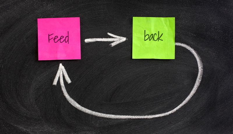 Noi diamo feedback ai nostri collaboratori o aspettiamo fine anno?