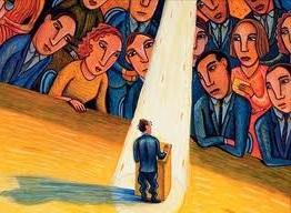 Proviamo paura mentre parliamo in pubblico?  Come aumentare la fiducia in noi stessi?